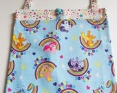My Little Pony Girls Tote Bag Trick or Treat Bag Easter Basket