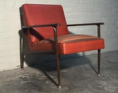 Viko By Baumritter Mid-Century Modern Lounge Chair - Nice Mad Men / Eames Era Decor *SHIPPING NOT INCLUDED*