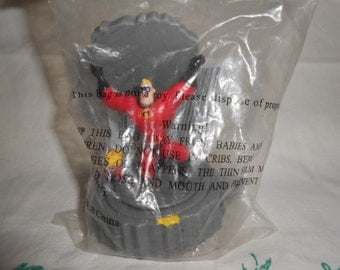 The Incredibles Cake Topper-Still In The Bag