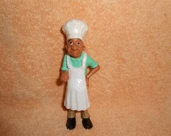 Wilton 1980 Chef Cake Topper