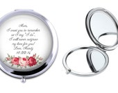 SALE! Compact Mirror - Personalized Gift for Mom - CL014