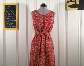 1970's Wraparound Dress