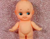 Kewpie Doll - 7.5cm plastic Kewpie Doll - made in Japan