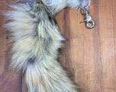 Coyote Tail Belt Clip