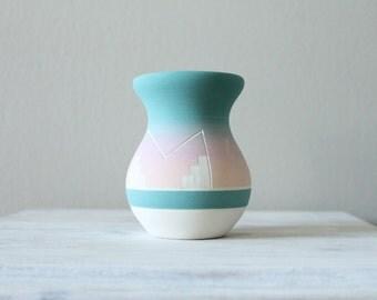 Vintage Sioux Vase