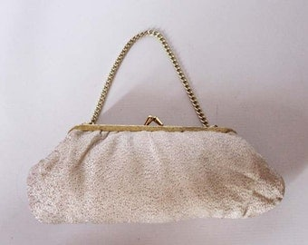 Authentic vintage 1950s little handbag, Made in England