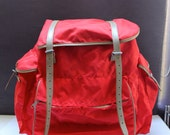 Vintage Rucksack Backpack by Kurz  # 12 Germany very good condition hipster