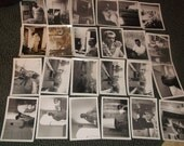 150+ vintage photo black and white lot 1920-1960