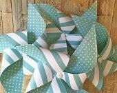 Custom Order for Melissa - 18 Pinwheels - Breakfast at Tiffanys