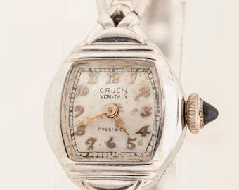 1935 Gruen Verithin Precision Ladies Cocktail Watch