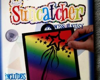 NOW ON SALE --Suncatcher Engraving  Kit (Princess  Fantasy )