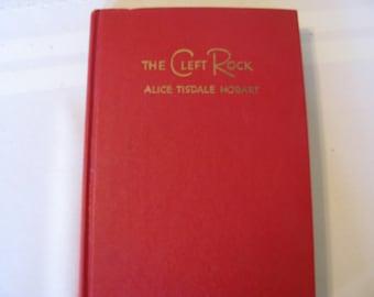 Vintage novel, The Cleft Rock, by Alice Tisdale Hobart, copyright 1948