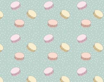 Postcard: Macaron Pattern