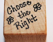 Choose the Right Rubber Stamp