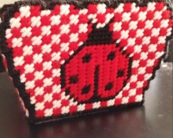 Ladybug Basket