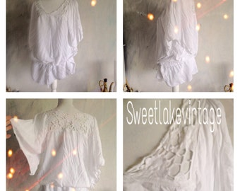 White India blouse/top