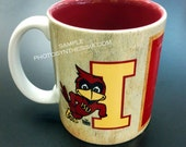 ISU Fight Song Mug
