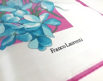 Franco Laurenti Flowers Of Paradise Scarf