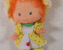 Vintage Strawberry Shortcake Doll-Apple Dumplin- Party Pleaser-American Greetings-1979--