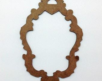 Chipboard Frame No. 14