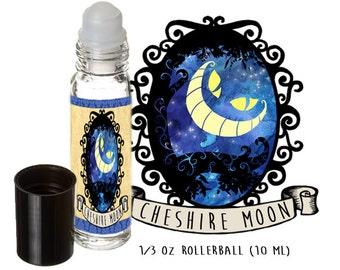 Cheshire Moon - Alice in Wonderland Perfume Oil