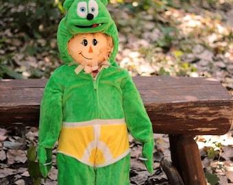 Gummibär The Gummy Bear Costume ~ Children's Sizes ~ Halloween Dress Up