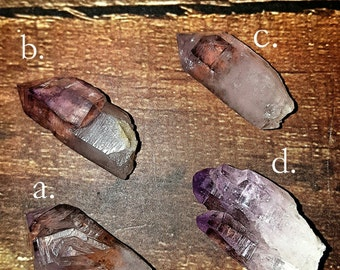 SageAine: Amethyst Vera Cruz ,Cathedral Tantric Twin, Sceptre, Rainbow, Key, Beta state, Reiki Charged, Crystal Healing