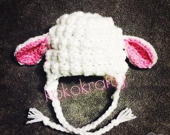 Little Lamb/Crochet/Crochet Lamb/Little Lamb