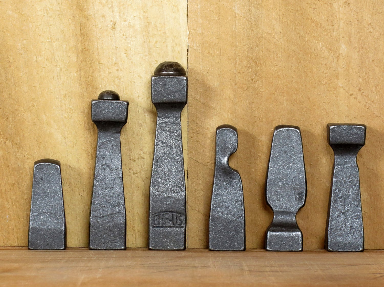 Groomsmen Gift Hand-forged Bottle Openers by hammeronsteel