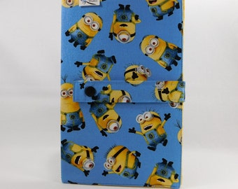 Falling Minions Pattern Keeper Chart Holder