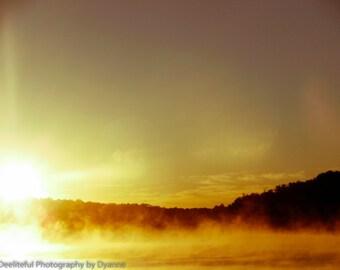 Sunrise on the Creek