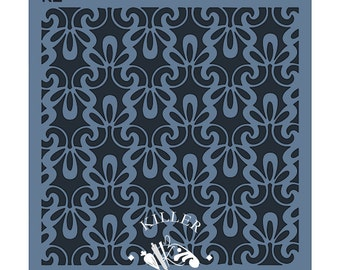 "Chantilly Lace 5.5"" x 5.5"" Stencil"