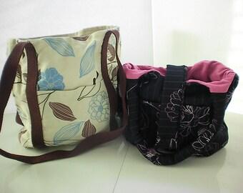 SALE : Tote bag / purse