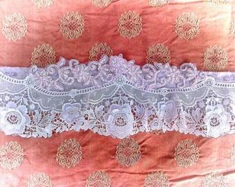 Bohemian Wedding headdress headband Belt Gypsy Wedding Veil
