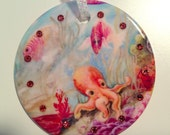 Sea Life Ceramic Ornament