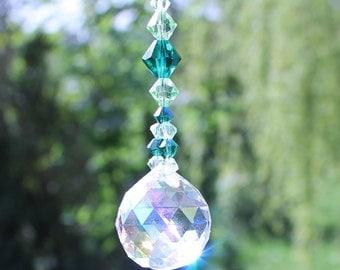 SunCatcher Espéranza - Catch the prisms of light thanks to Swarovski Crystal
