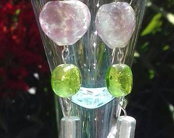 Handmade beaded earrings