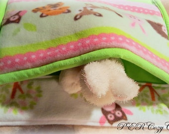 Bunny Resting pad and/or Snuggie Bag