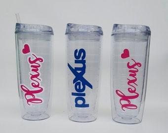 Plexus, Plexus Water Bottle, Plexus Cup. Plexus Tumbler,Plexus Business, 20oz Bottle,Personalized Tumbler,