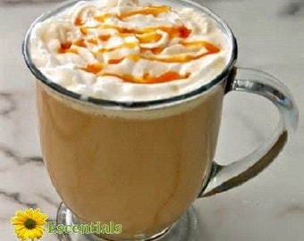 1/2 Ounce Caramel Latte Flavor Oil