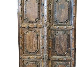 Mogul interior designs armoire unique furniture wood for Mogul interior designs