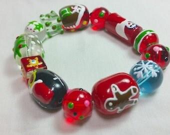 Christmas Bracelet, Christmas Joy