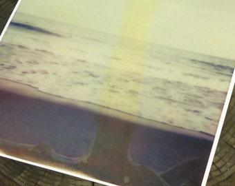 Beach - Polaroid Print - Multipe Sizes