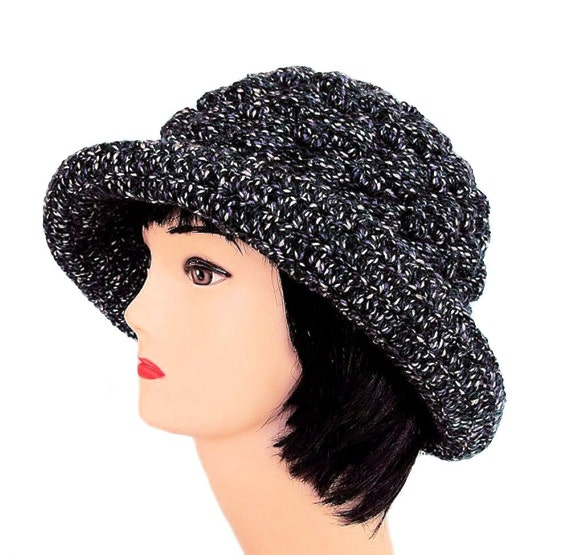 items similar to s knit hat s fedora winter