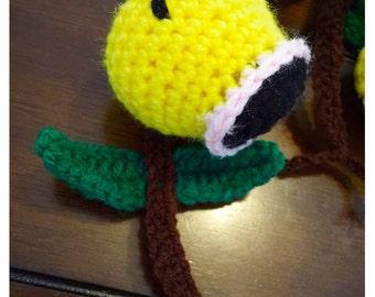 Crochet Pokemon inspired bellsprout
