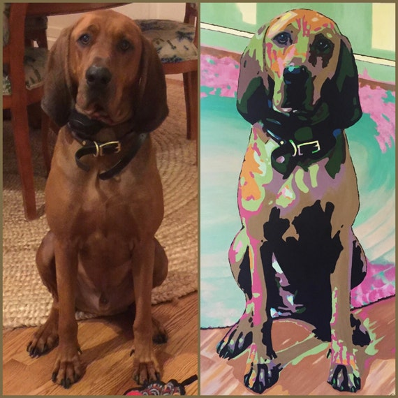 Samples of a few of my Commissioned Pet Portrait Acrylic Paintings. The paintings shown are NOT FOR SALE.