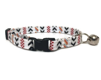 Sale, Clearance, Cat Collar, White
