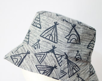 Teepee Bucket Hat