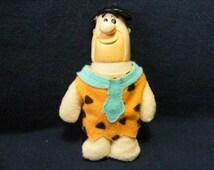 Flintstones Doll, Fred Flintstone, Flintstones Figure, Hanna Barbera, Flintstones,  Flintstone, Flintstone Stuffed Doll, Comic Character