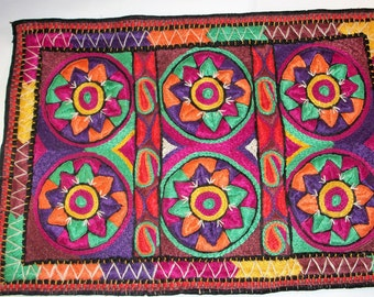 Beautifully Embroidered Runner